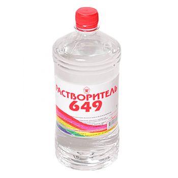 Растворитель 649 0,5л (0,35кг) ХимАвто / упаковка - 25 шт.