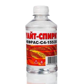 Уайт-спирит  0,25 л Вершина / упаковка - 20 шт.