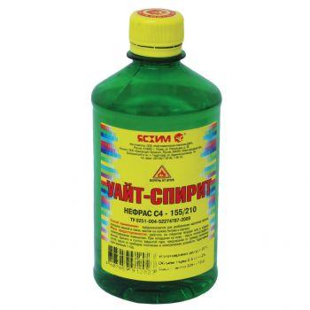 Уайт-спирит, 0.5 л Ясхим / упаковка - 25 шт.
