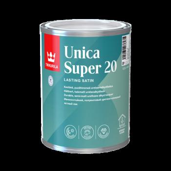 Лак универсальный Tikkurila UNICA SUPER 20 EP п/мат 0,9л